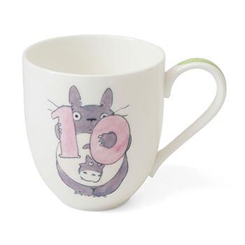 【売切】ジブリ美術館 12ヶ月のマグカップ 10